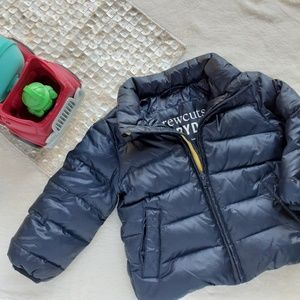 Crewcuts by J. Crew Down Puffer Snow Coat Toddler